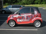 Vehicle Wraps by EZ Signs of Gainesville